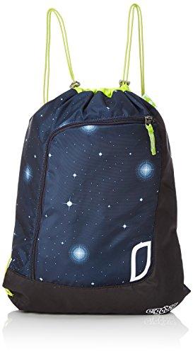 ERGOBAG Prime Sportspack GE Turnbeutel, 45 cm, 11 L, Blue Galaxie