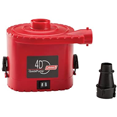 Coleman 4D Battery QuickPump Electric Pump