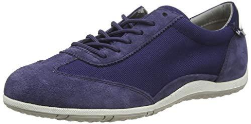 Geox D Vega A, Zapatillas Mujer, Azul (Blue C4000), 38 EU