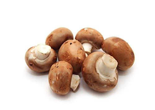 Crimini Mushrooms, Locally Grown, 1 Pound