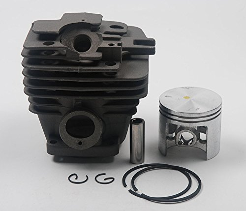 Beehive Filter 1135 020 1202 Cylindre avec Piston Pin Clips & Anneaux pour Stihl MS361 MS 361 47mm Bore
