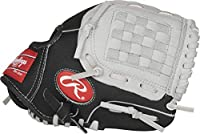 Rawlings Sure Catch Series Youth Baseball Glove, Basket Web, 9.5 inch, Right Hand Throw