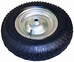 Precision Products RW200 Natural Organic Dump Cart Replacement Tire, 16