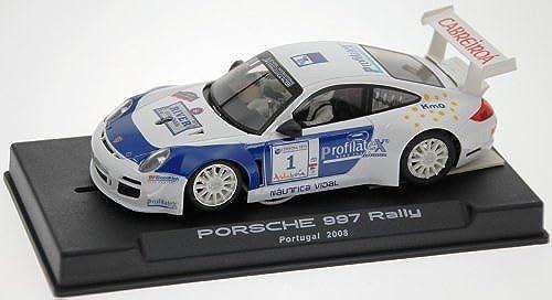 NSR Fahrzeuge 801078AW Porsche GT3 997 Raly 1 Vallejo 2010 AW King EVO 21k