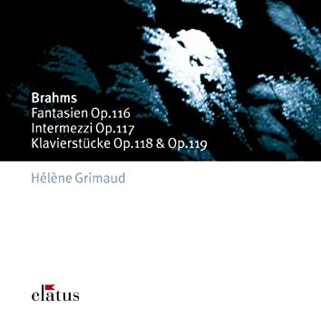Brahms : Late Piano Pieces  -  Elatus