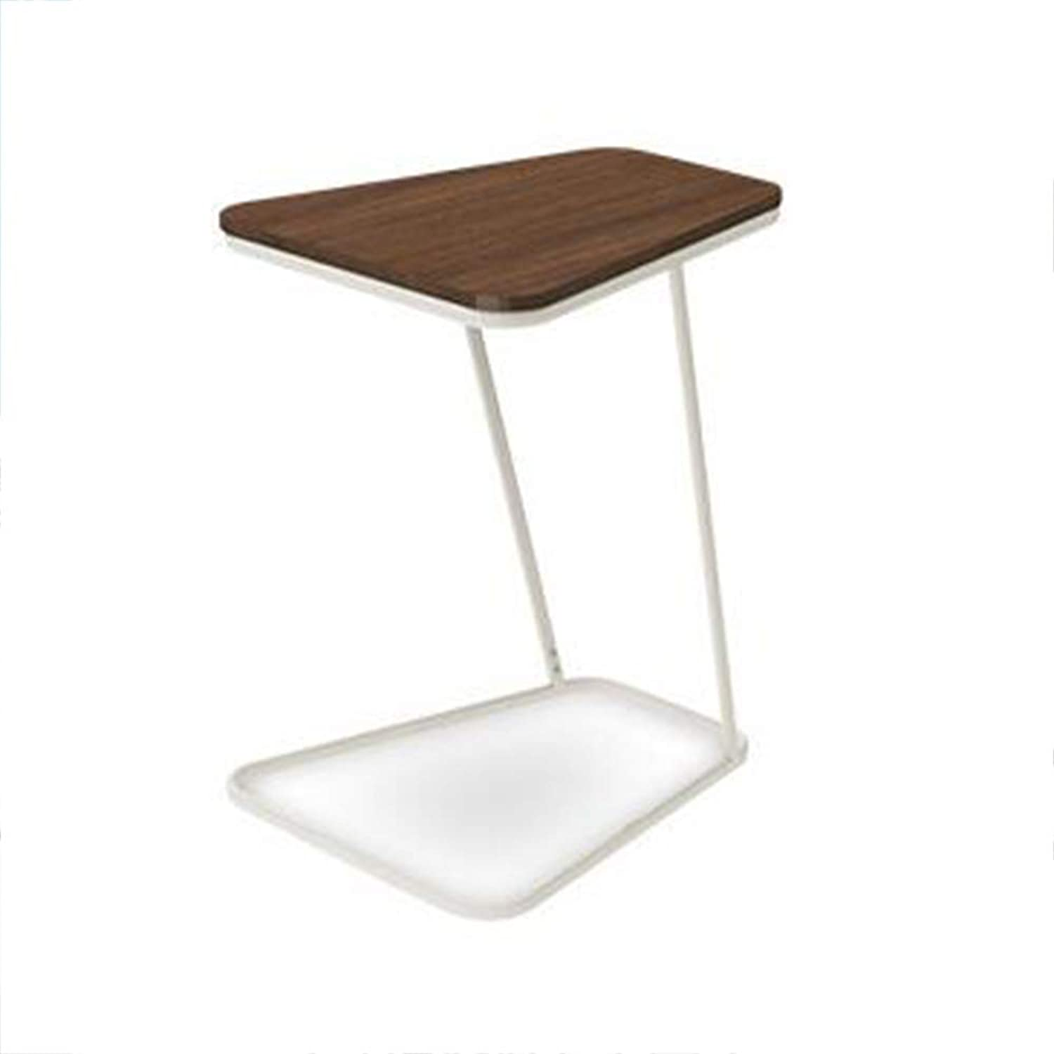 ZR-Wall Table It Can Move Laptop Table - Coffee Table - Bedside Table Sofa Snack Table -Save Space