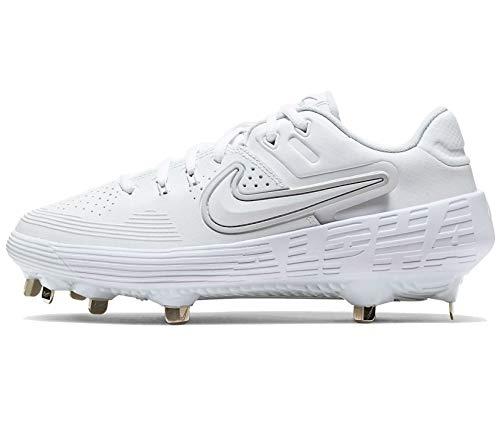 Nike Womens Zoom Hyperdiamond 3 Elite Womens Softball Cleat Ci2229-100 Size 7