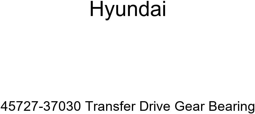 Genuine Hyundai Sales results No. 1 45727-37030 Transfer Bearing Easy-to-use Gear Drive
