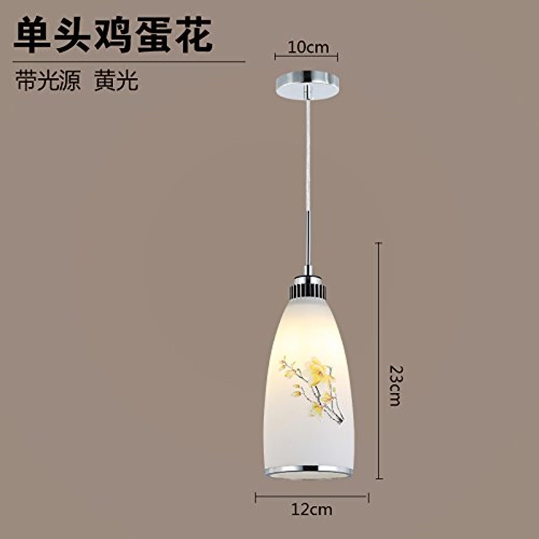 Luckyfree Kreative Moderne Mode Anhnger Leuchten Deckenleuchte Kronleuchter Schlafzimmer Wohnzimmer KücheNimm einen einzelnen Kopf