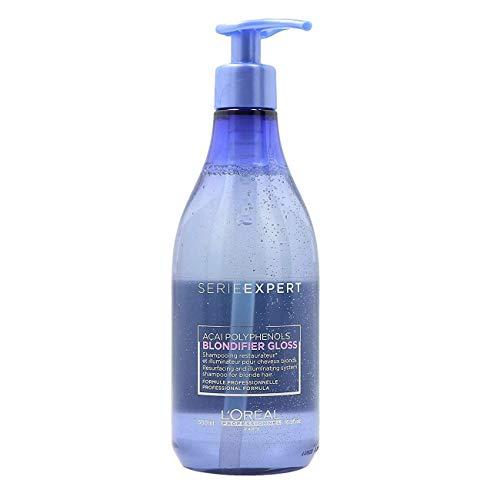 L'Oréal Professionnel Serie Expert Blondifier Gloss Shampoo, 500 ml