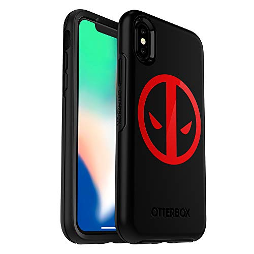 OtterBox SYMMETRY SERIES MARVEL Case for iPhone Xs & iPhone X DEADPOOL