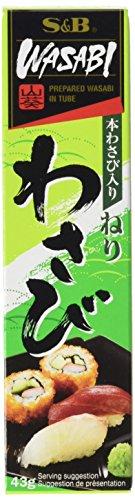 S  &  B Wasabitube, 10er Pack (10 x 43 g)