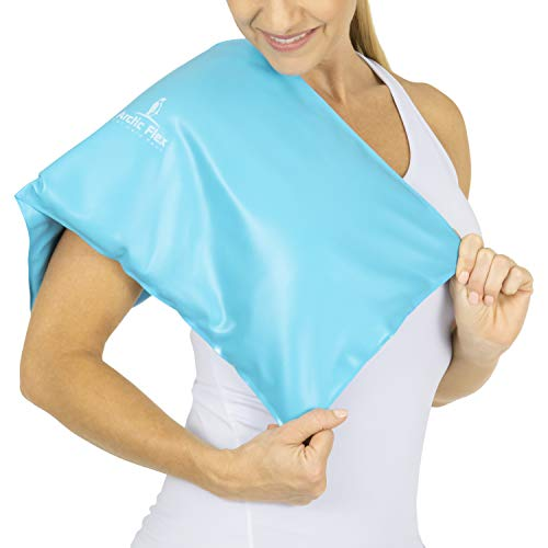 Arctic Flex Flexible Ice Pack - Reusable Large Hot and Cold Gel...