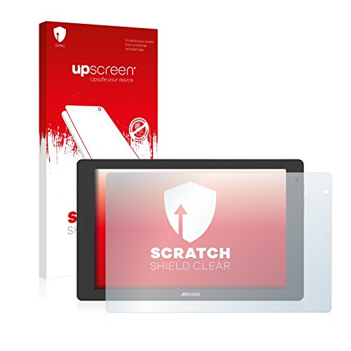 upscreen Schutzfolie kompatibel mit Archos Oxygen 101b – Kristallklar, Kratzschutz, Anti-Fingerprint