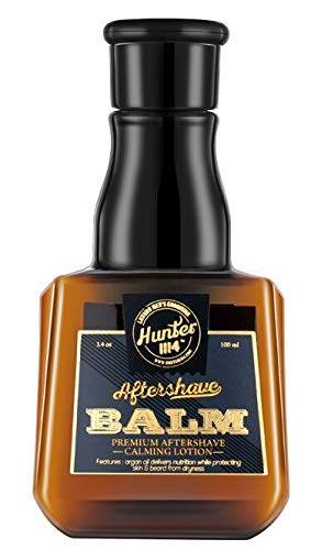 Hunter 1114 Aftershave Balm 8.5oz 4 NEW years warranty