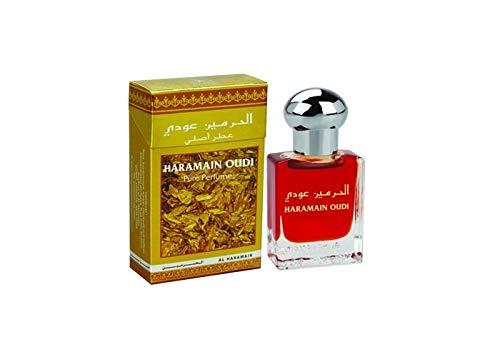 Al Haramain Oudi al haramain parfum 15ml oil hochwertig*orientalisch*arabisch*oud*misk