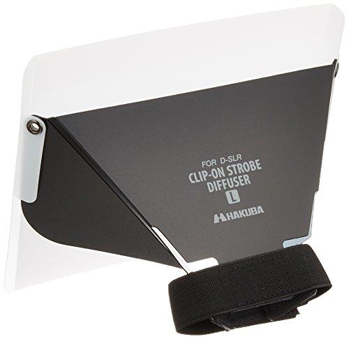 HAKUBA クリップオンストロボディフューザー 2WAY L DSD-CL2L