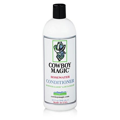 Cowboy Magic Après-shampoing unisexe Rosewater - Blanc - 946 ml