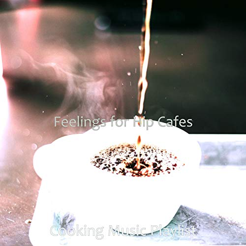 Modern Coffee Shop Lounging