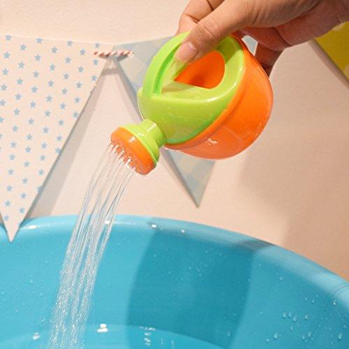 Autone, innaffiatoio giocattolo per bambini, ideale per il bagnetto, in spiaggia e sulla sabbia