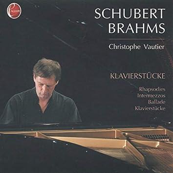 Schubert & Brahms: Klavierstücke