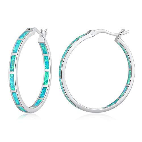 (35% OFF Coupon) Large Hoop Earrings $12.34