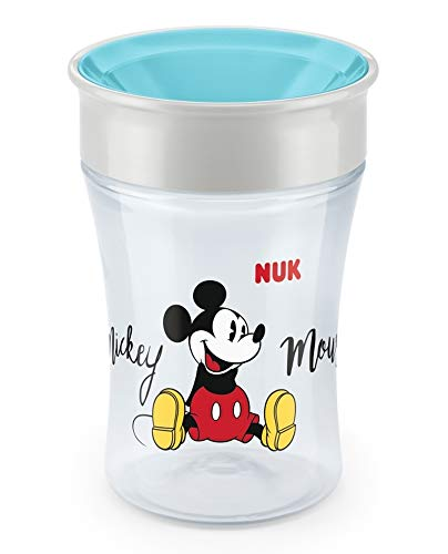 Nuk 10255403 Magic Cup Mickey Mouse, 230 Ml, 8+ Mesi