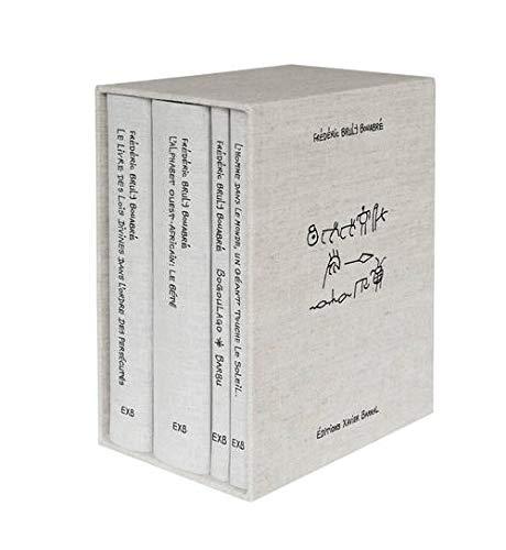 Frédéric Bruly Bouabré - Coffret 4 tomes