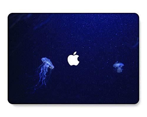 GangdaoCase Plastic Ultra Slim Light Hard Shell Case Cut Out Design for MacBook Air 11 Inch 11.6' A1370/A1465 (Light blue series 0504)
