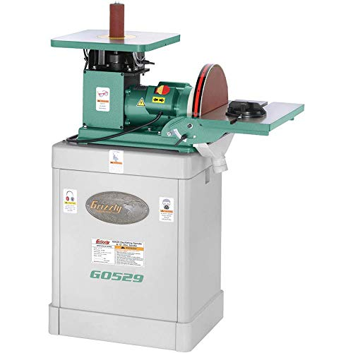 Grizzly G0529 Oscillating Disc Sander