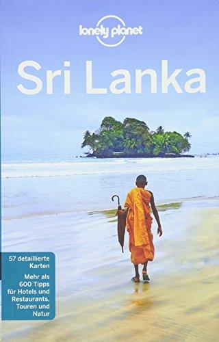 Lonely Planet Reiseführer Sri Lanka