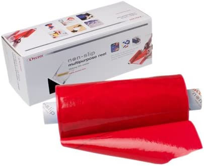 Low price Dycem Non Slip Material Roll Foot Red Gorgeous 16