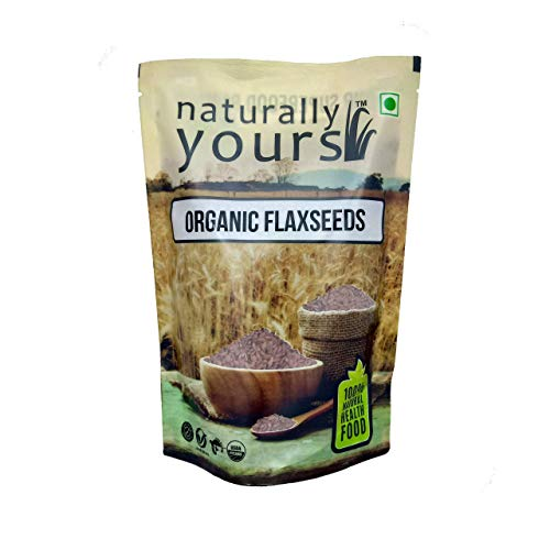 Naturally Yours Flax Seed, 500g
