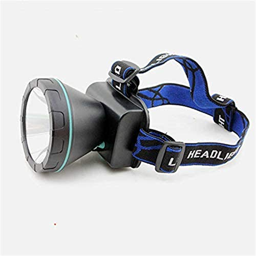 LLDKA Powerful LED Headlamp Mining Mining Lighthouse Lighthouse Miner's Lamp Torch Head of