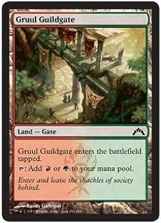 Magic: the Gathering - Gruul Guildgate (243) - Gatecrash