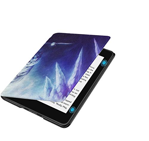 Cubierta Inteligente de Tela Premium para Kindle Paperwhite 4 [versión de 10a generación 2018]