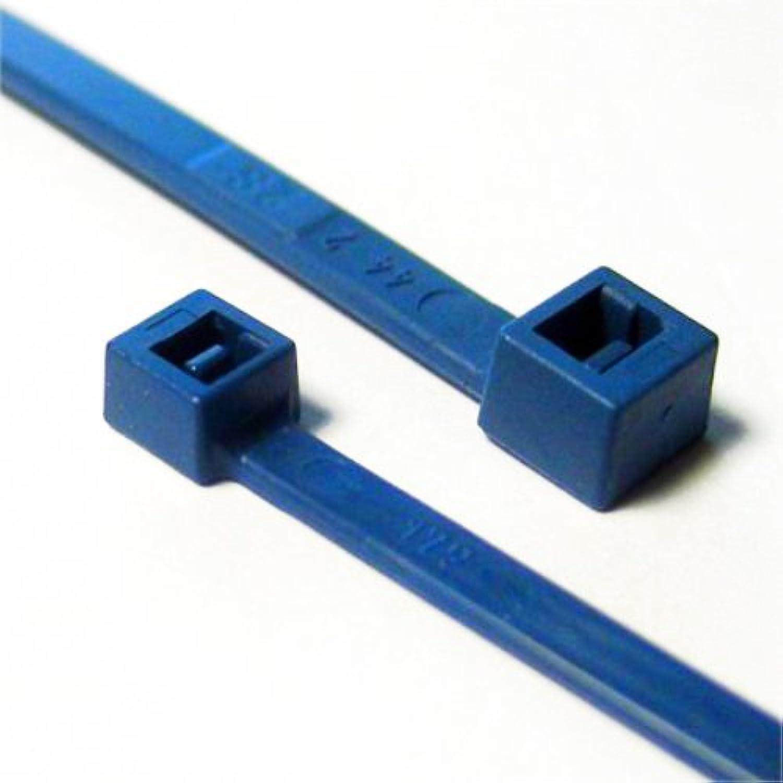 Metalldetektierbar Nylon Kabelbinder mit Metall Inhalt Inhalt Inhalt Größe 200 mm x 4,5 mm – 100 Stück Packungen B078WCVPXY | Wirtschaft  29bf9b