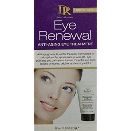 Daggett & Ramsdell Eye Renewal Anti Aging Treatment One Box by Daggett & Ramsdell (English Manual)