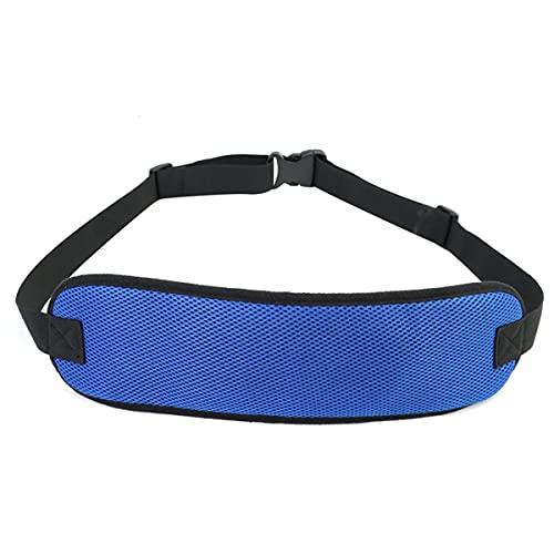healthwen Cinturón de Seguridad Ajustable para Silla de Ruedas Cinturones de Seguridad...