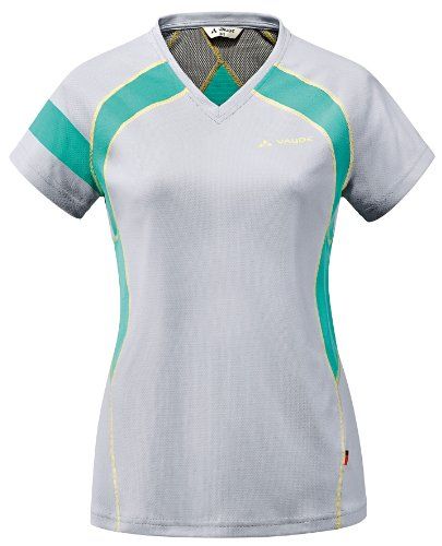 VAUDE Damen T-Shirt Women's Ducan, Cottage Grey, 42, 04908