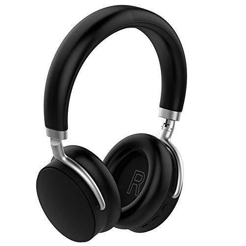 YFINE Actieve ruisonderdrukkingshoofdtelefoon Bluetooth 4.2 Aptx draadloze hoofdtelefoon met lage latentie voor tv-vliegtuig-reis-ANC-hoofdtelefoon groot
