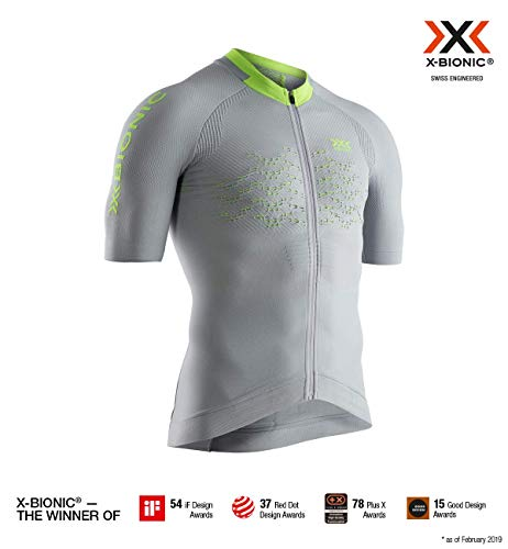 X-Bionic The Trick 4.0 Bike Zip Short Sleeve Shirt