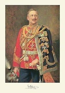 Ludwig der Zweite König von Bayern Deutsches Reich Uniform Holzstich E 6494