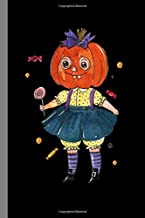 Vintage Kid Halloween: Spooky Party Scary Hallows Eve All Saint's Day Celebration Gift For Celebrant And Trick Or Treat (6...