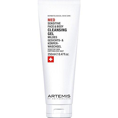 Artemis of Switzerland Artemis Med Sensitive Face & Body Cleansing Ge