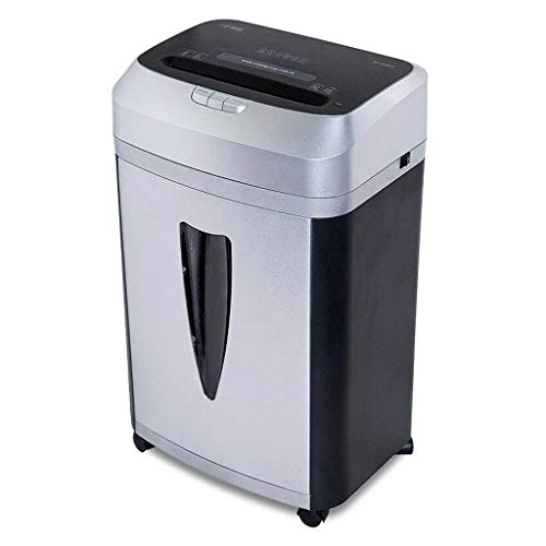 Read About Shredder Mobile High Confidential Office Business Silent Household Document 19L Capacity ...