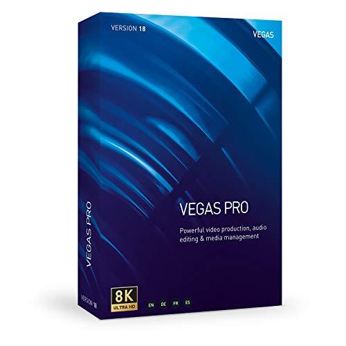 VEGAS Pro 18 - Video Production,...