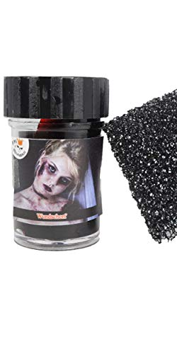 KING OF HALLOWEEN.DE wondkorf borstbloed-15ml Zombie-VMPIR-kunstbloed-Halloween-carnaval-fast-Halloween make-up zombie make-up bloed.