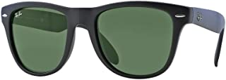 Ray-Ban RB4105 FOLDING WAYFARER Sunglasses For Men For Women