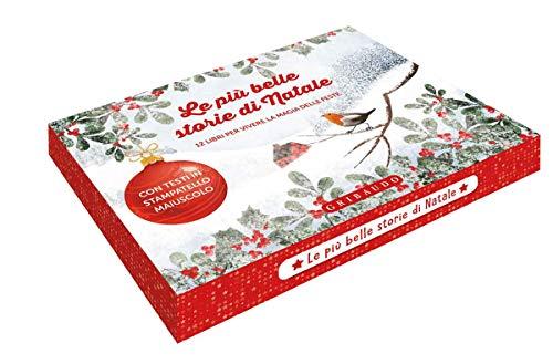 Le più belle storie di Natale. 12 libri per vivere la magia delle feste. Ediz. a colori